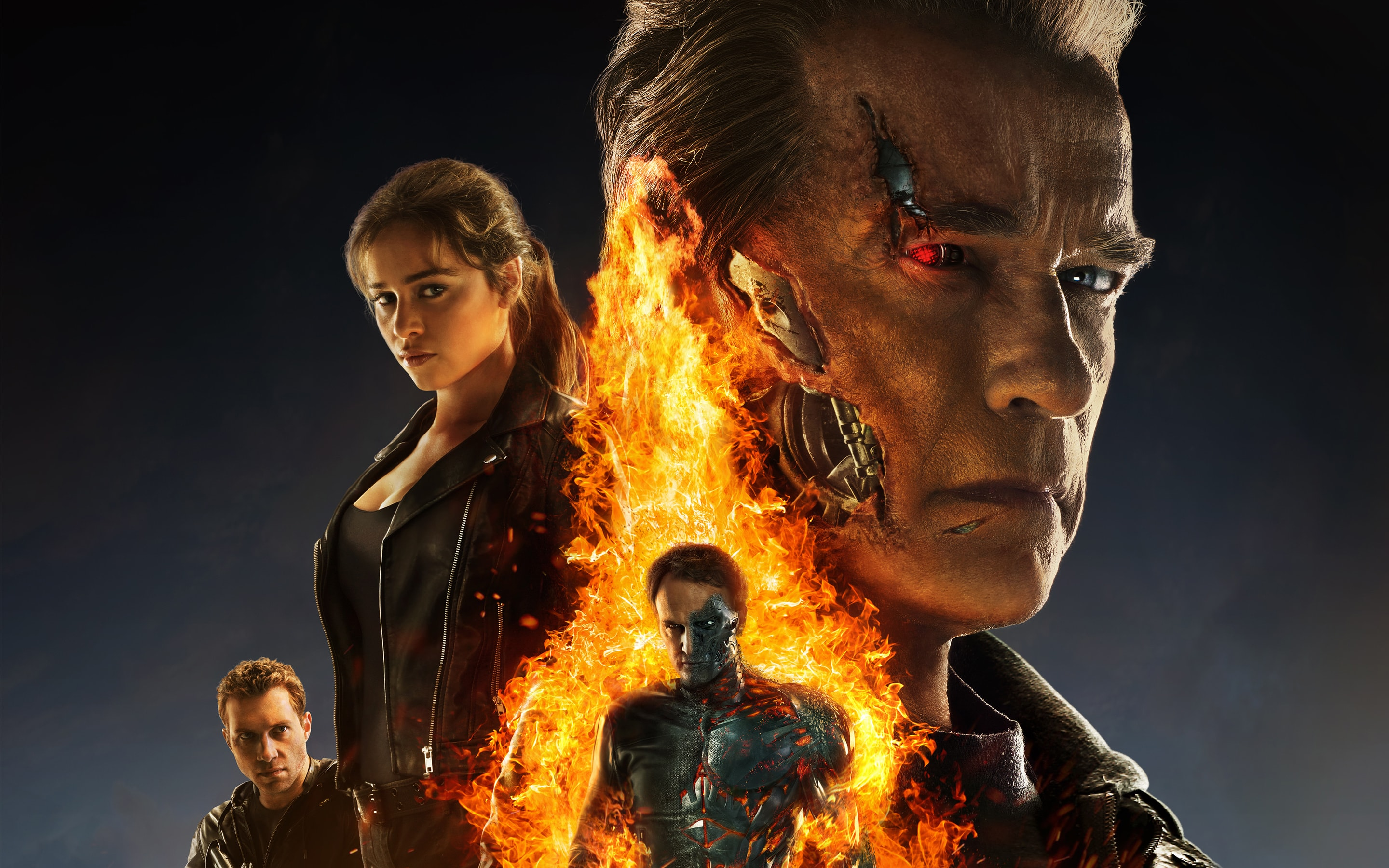 Terminator: Genisys Backgrounds