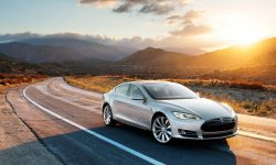 Tesla Model S Backgrounds