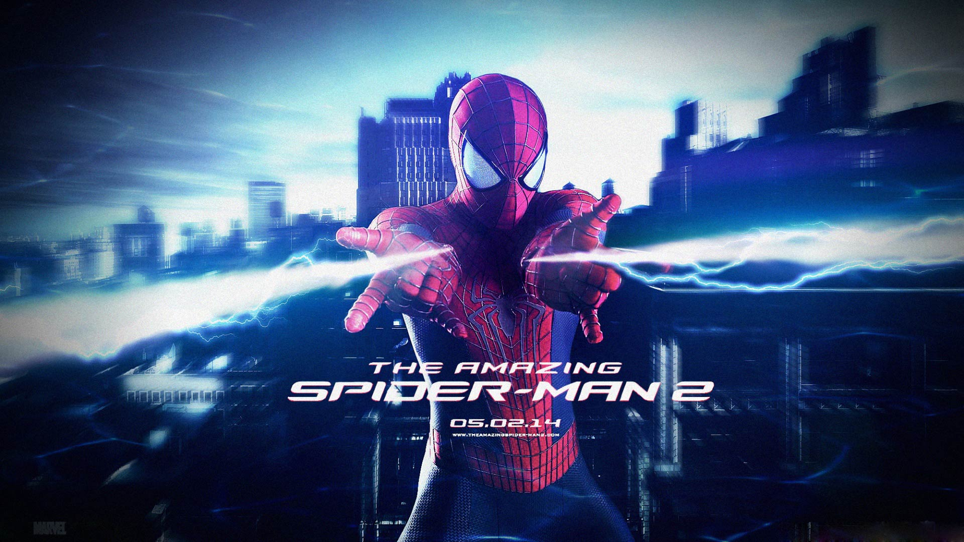 The Amazing Spider-Man 2 Backgrounds