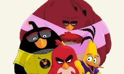 The Angry Birds Movie Pictures