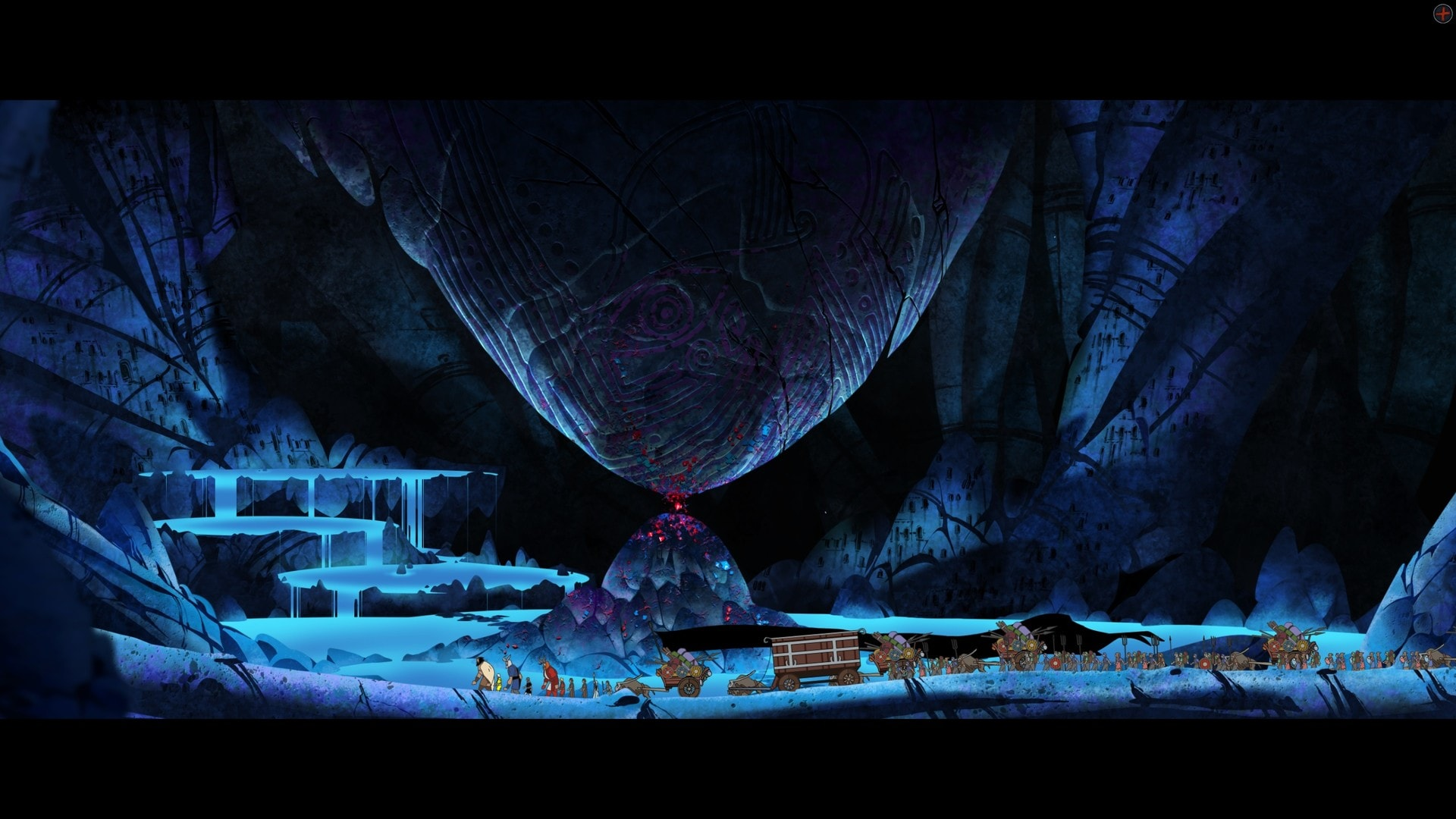 The Banner Saga 2 Backgrounds