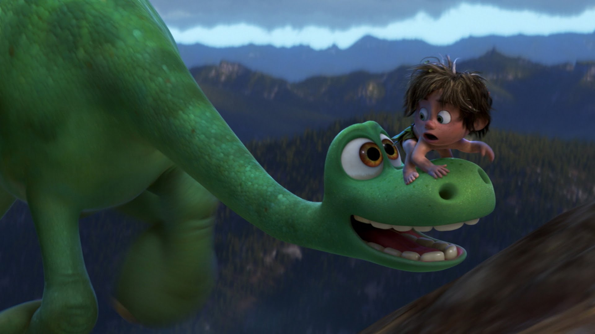 The Good Dinosaur Pictures