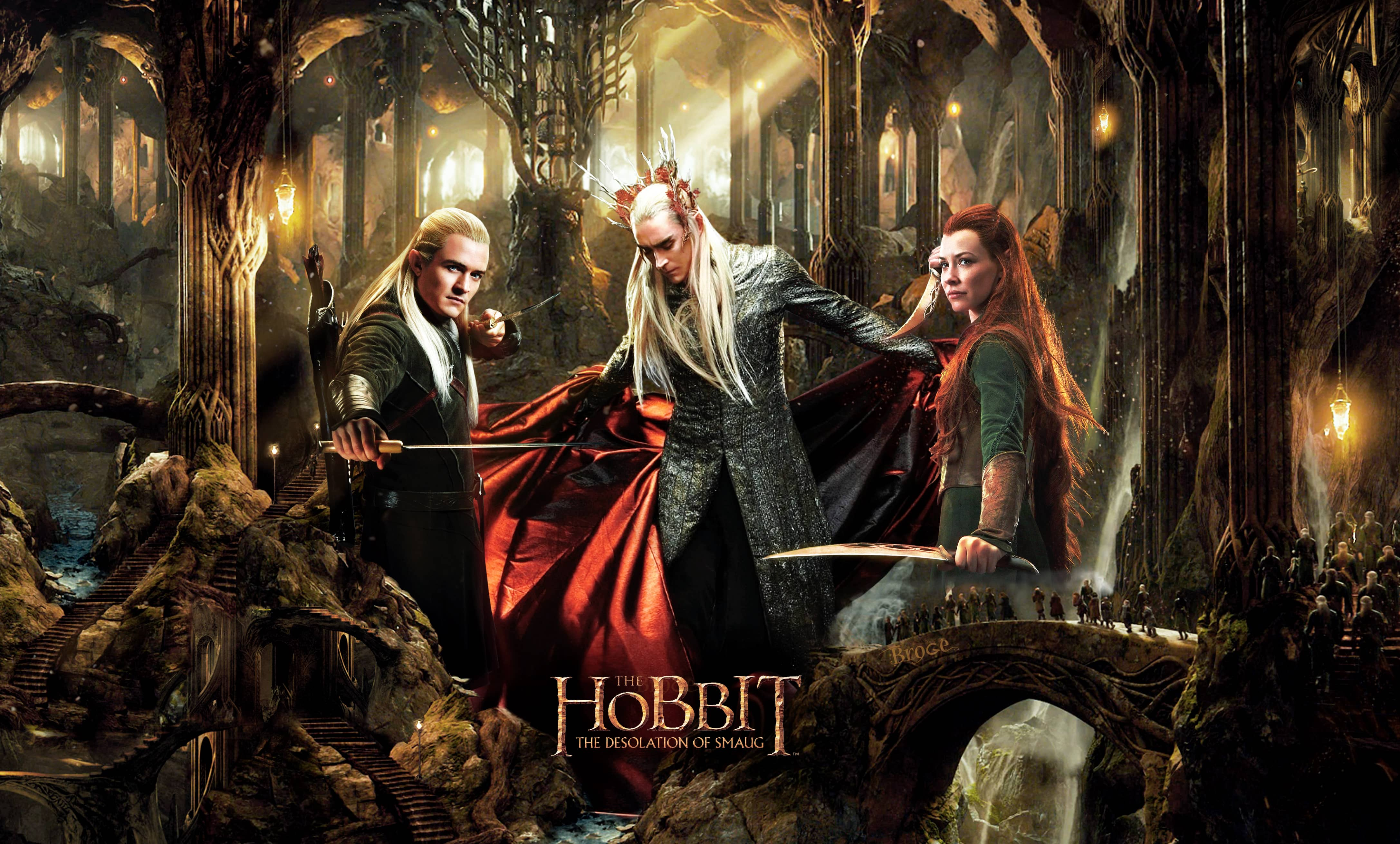 The Hobbit: The Battle Of The Five Armies Backgrounds