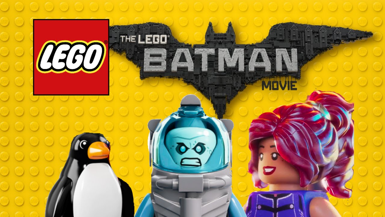 The Lego Batman Movie Backgrounds