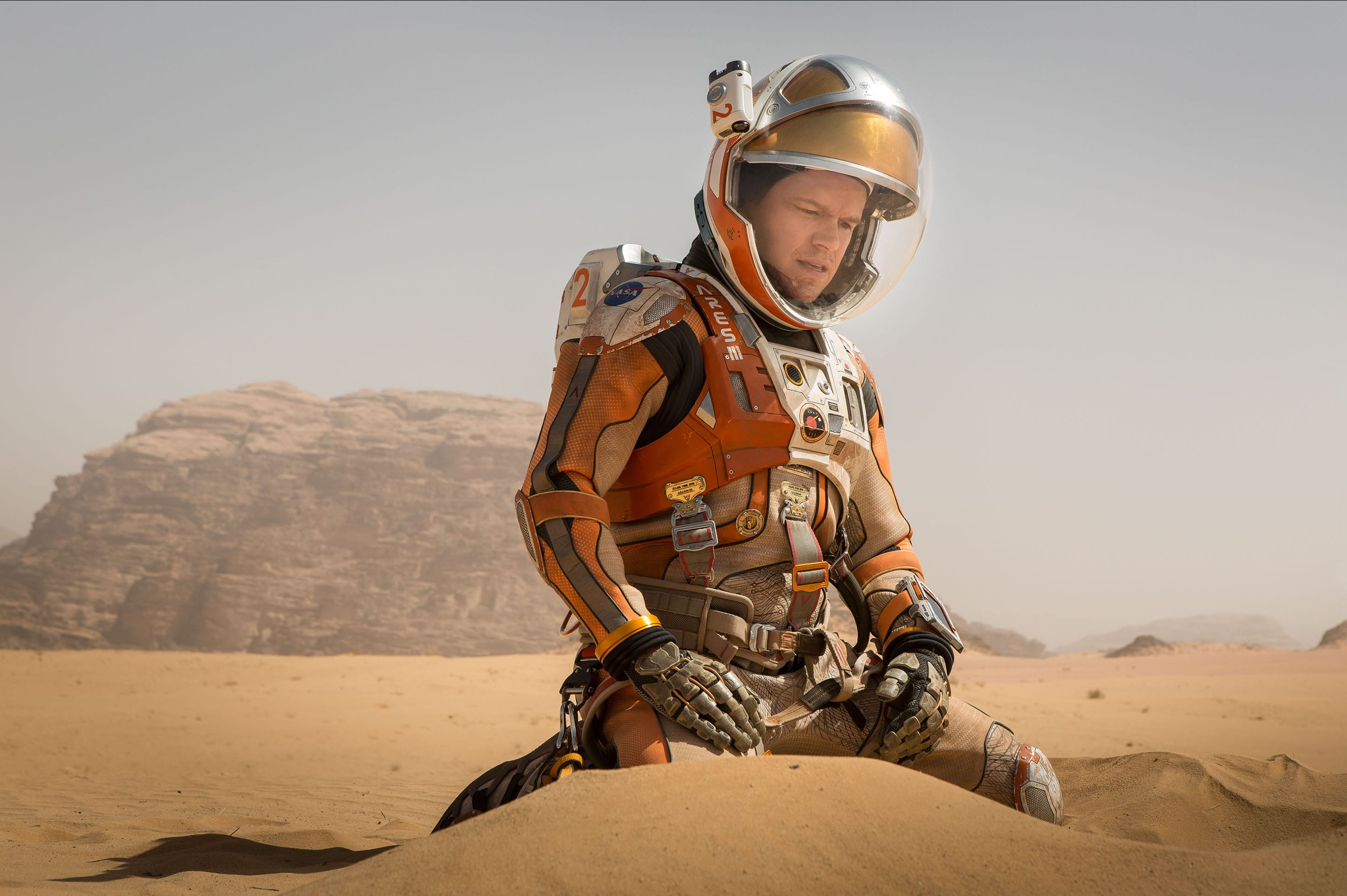 The Martian Backgrounds
