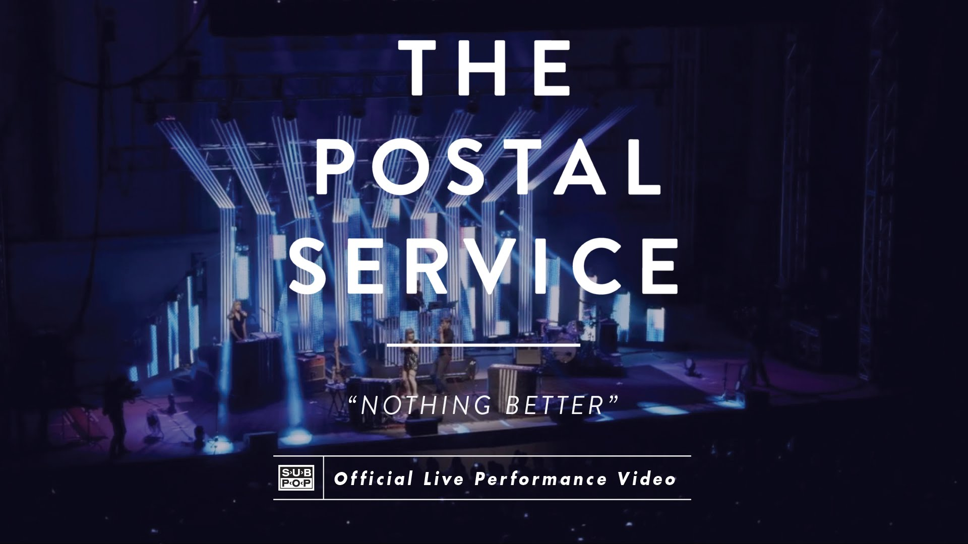 The Postal Service Backgrounds