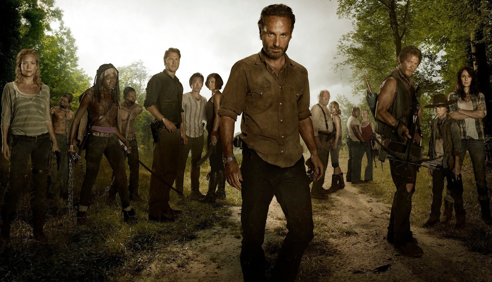 The Walking Dead Backgrounds