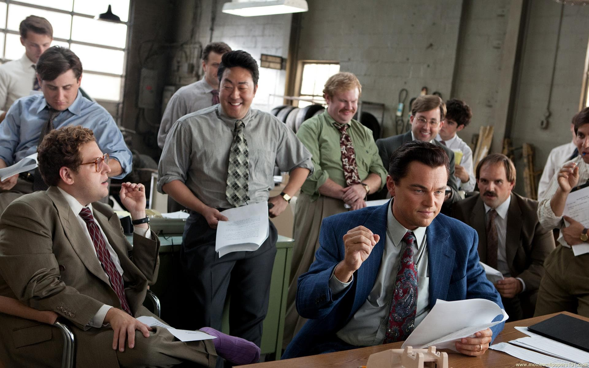 The Wolf Of Wall Street Hd Wallpapers 7wallpapers Net
