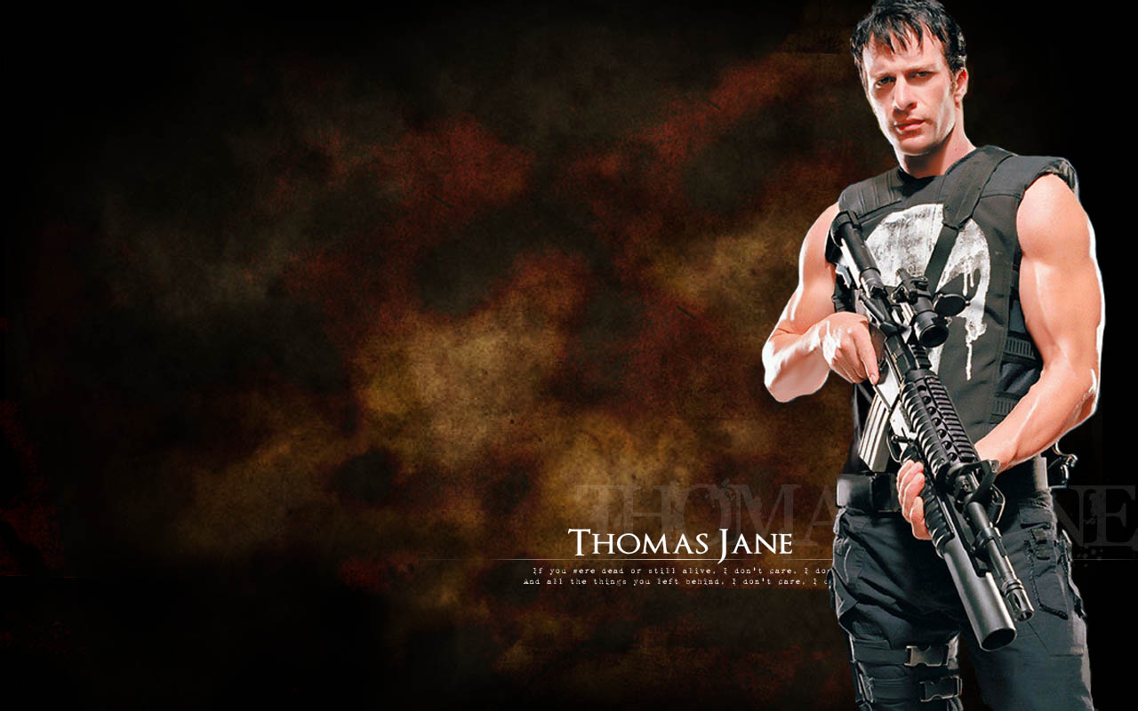 Thomas Jane Backgrounds
