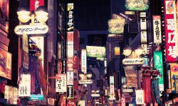 Tokyo Backgrounds