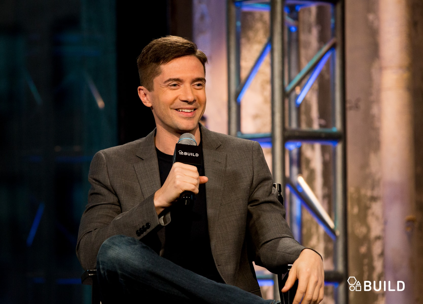 Topher Grace Backgrounds
