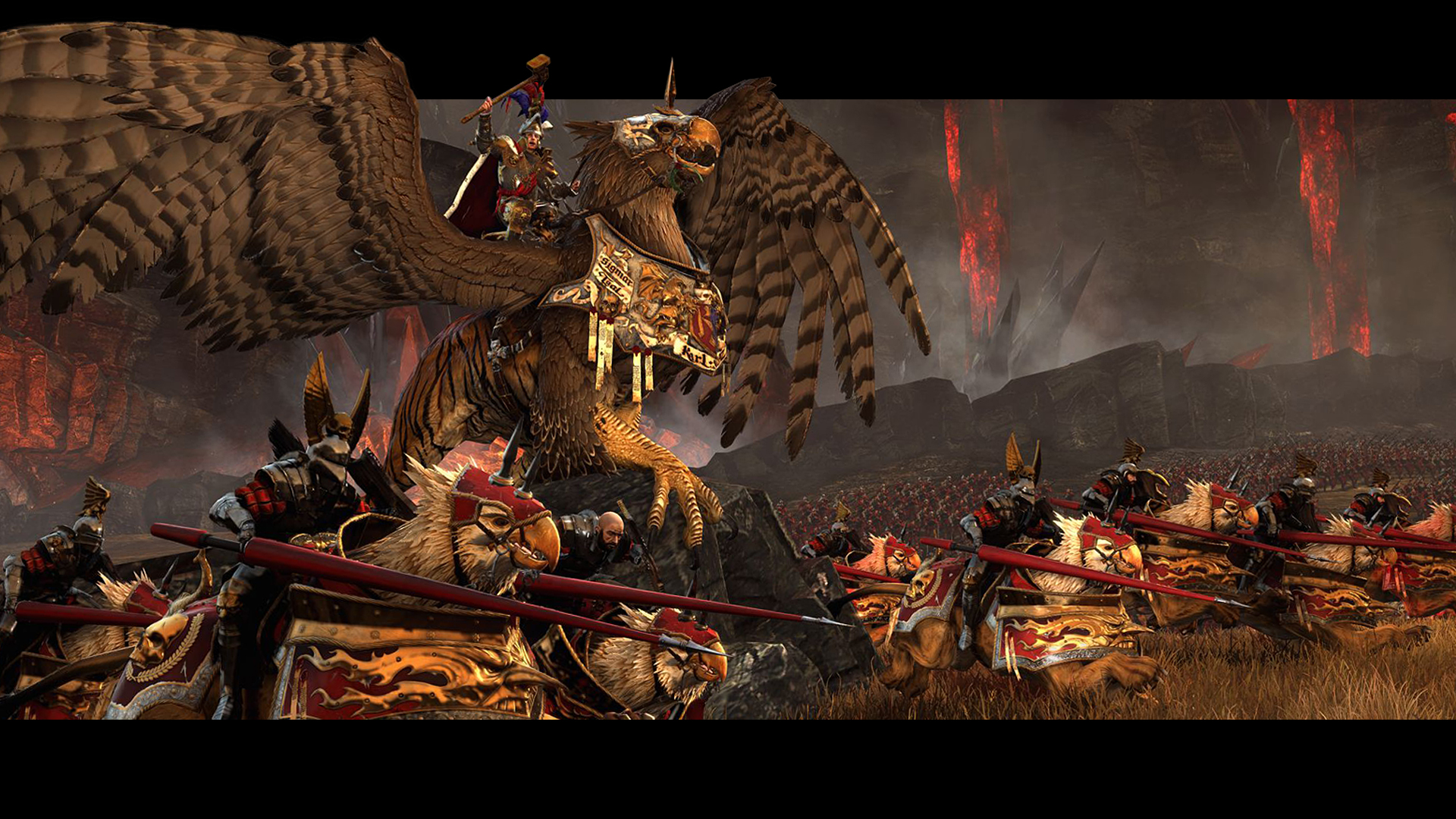 Total War: Warhammer Backgrounds