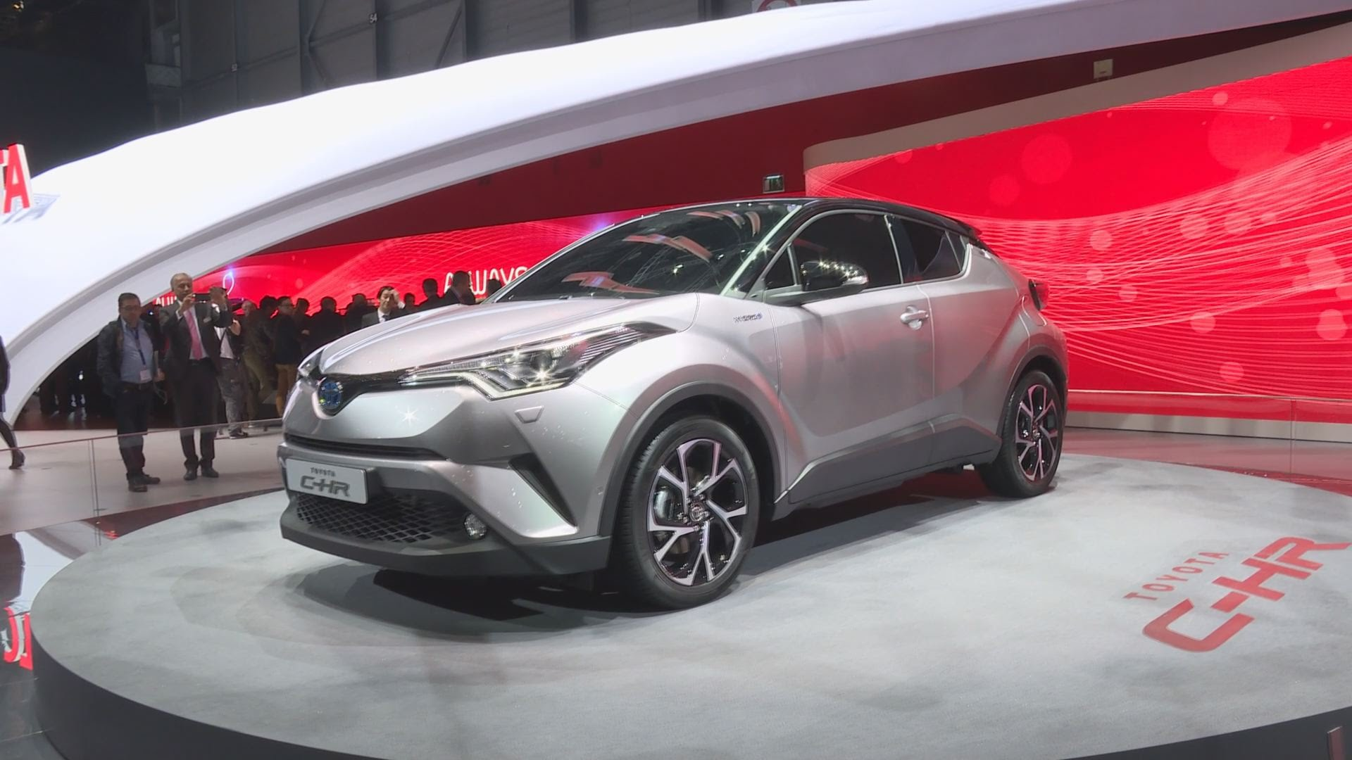 Toyota C-HR Backgrounds