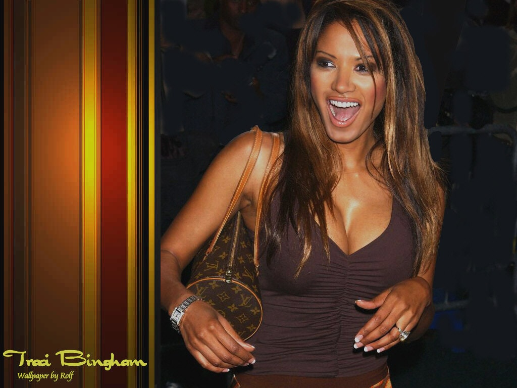 Traci Bingham Backgrounds