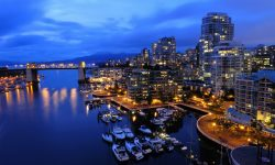 Vancouver Backgrounds