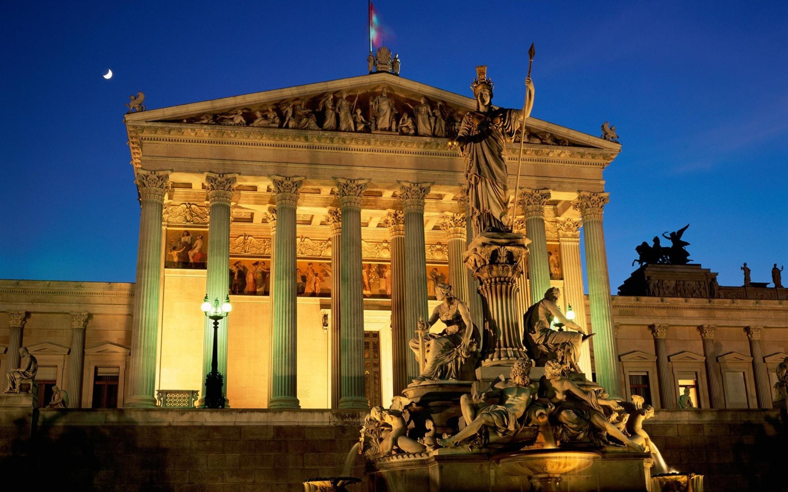 Vienna Backgrounds