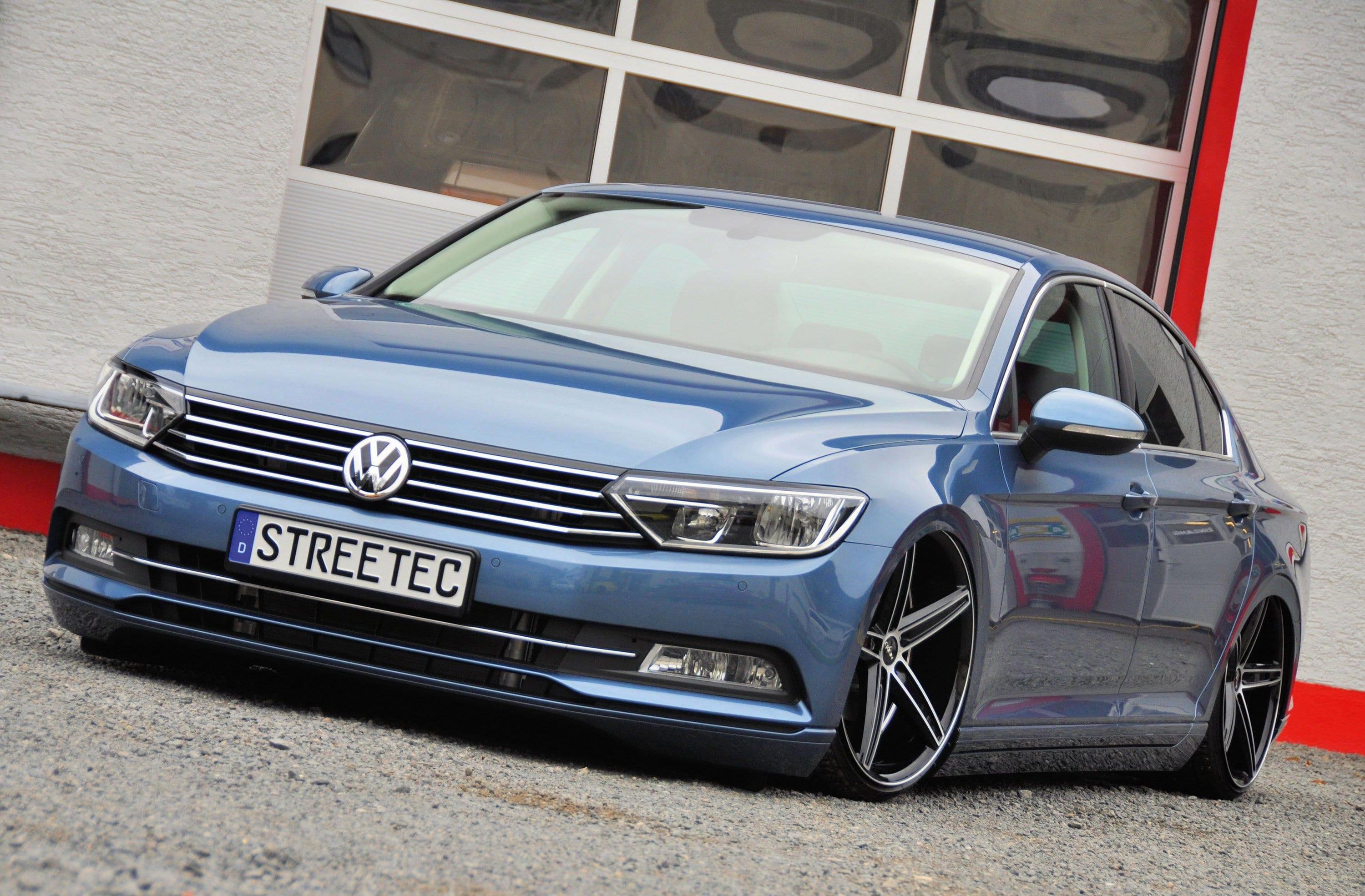 Volkswagen Passat B8 Backgrounds