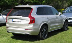 Volvo XC90 II Backgrounds