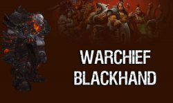 WOW: Blackhand Backgrounds