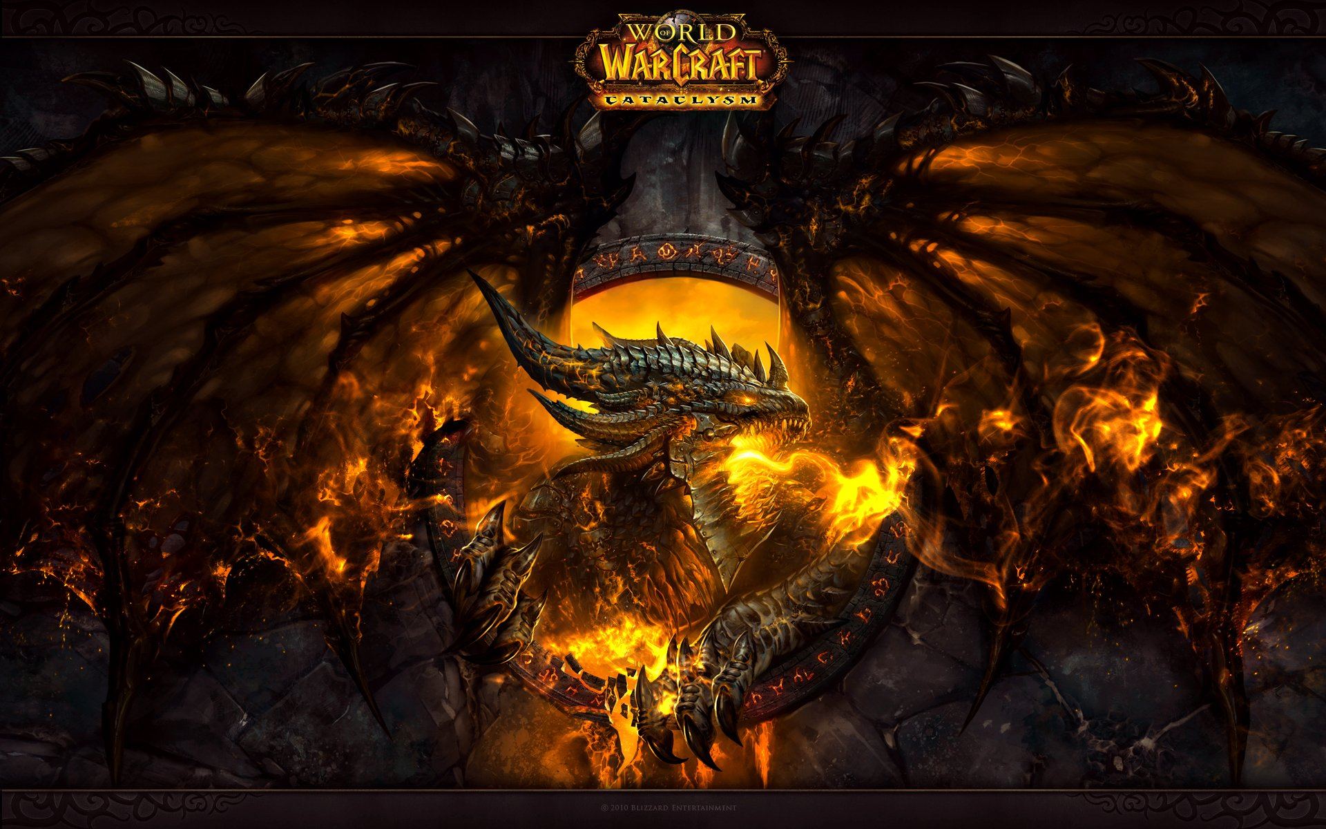 WOW: Deathwing Backgrounds