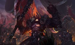WOW: Garrosh Hellscream Backgrounds