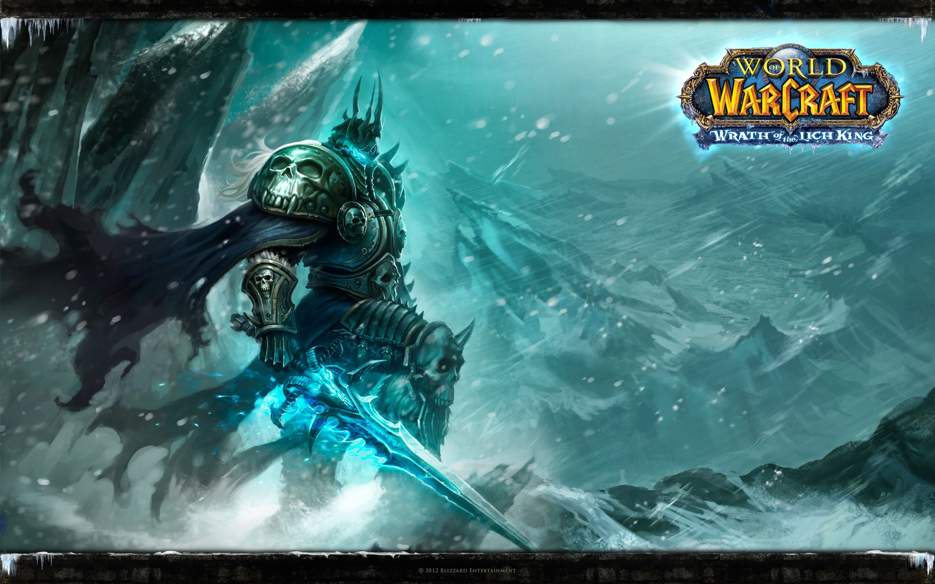 WOW: The Lich King Backgrounds