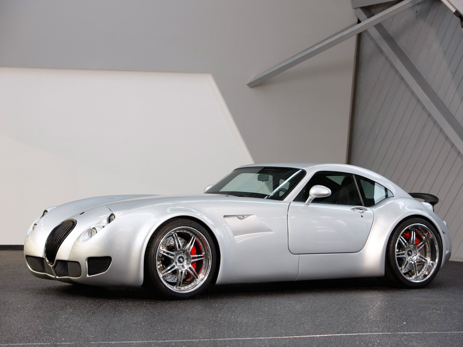 Wiesmann Background