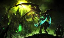 World of Warcraft: Legion Backgrounds