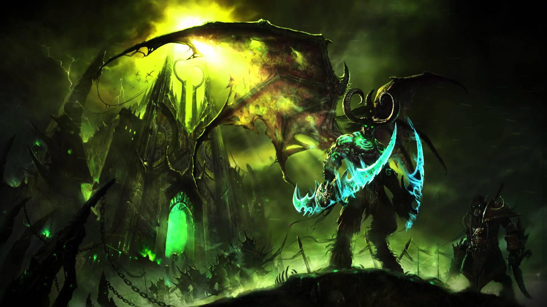World of Warcraft: Legion Backgrounds