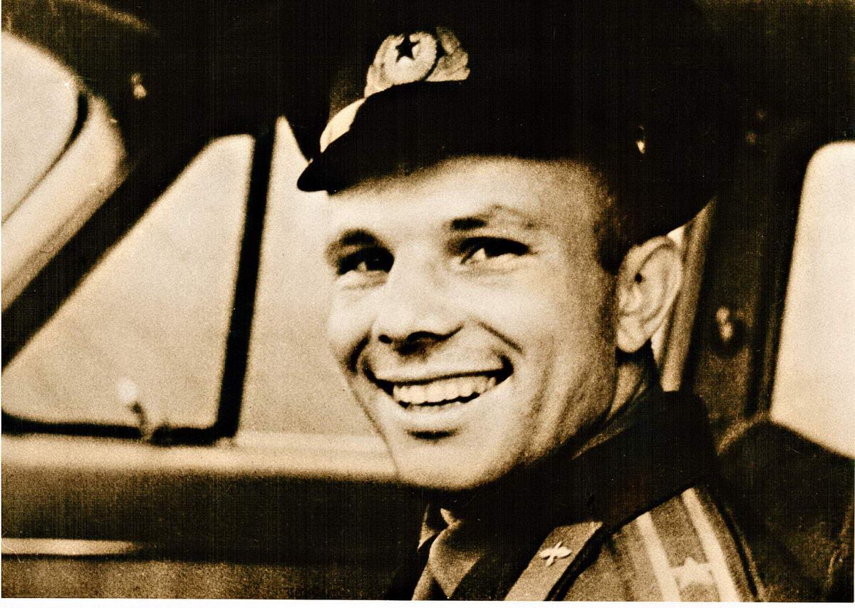 Yuri Gagarin Backgrounds