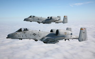 A-10 Thunderbolt II Wallpapers
