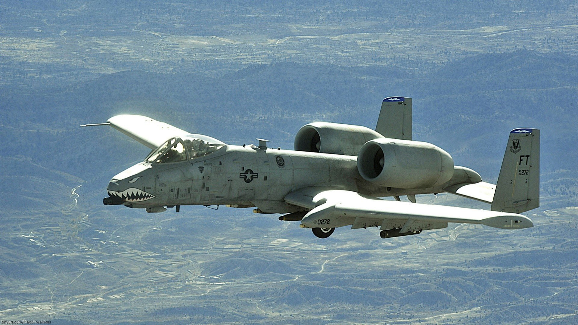 A-10 Thunderbolt II HD pictures