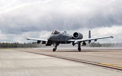 A-10 Thunderbolt II Backgrounds