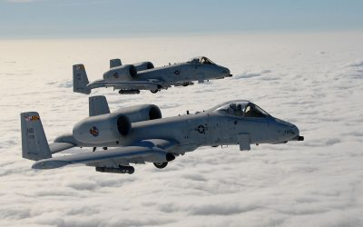 A-10 Thunderbolt II Pictures