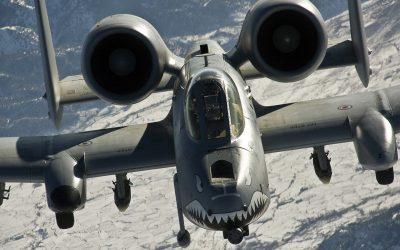 A-10 Thunderbolt II High