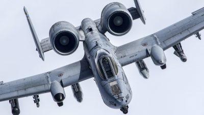 A-10 Thunderbolt II Background