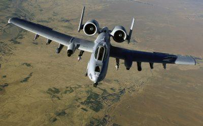 A-10 Thunderbolt II Widescreen for desktop
