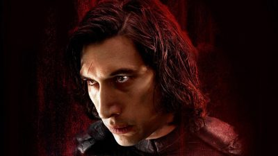 Adam Driver Widescreen