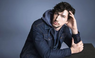 Adam Driver Screensavers