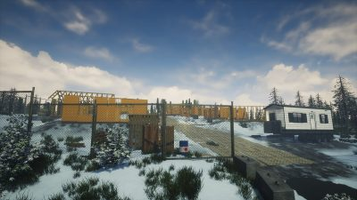 Alaskan Truck Simulator Backgrounds