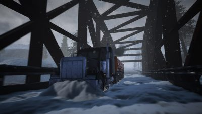 Alaskan Truck Simulator HQ wallpapers