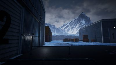 Alaskan Truck Simulator Widescreen for desktop