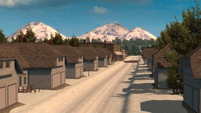 Alaskan Truck Simulator HD pictures
