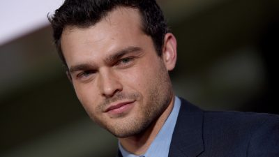 Alden Ehrenreich Widescreen for desktop