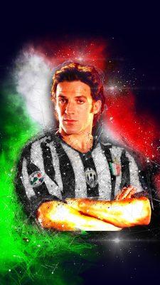 Alessandro Del Piero For mobile