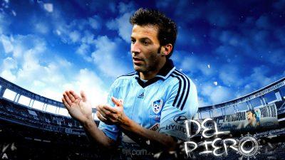 Alessandro Del Piero widescreen wallpapers