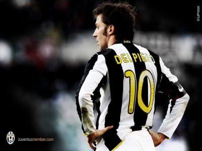 Alessandro Del Piero Background