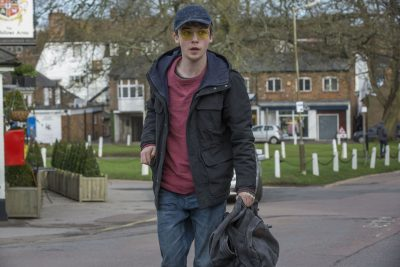 Alex Lawther HD pics