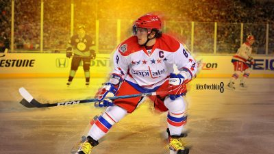 Alexander Ovechkin Widescreen for desktop