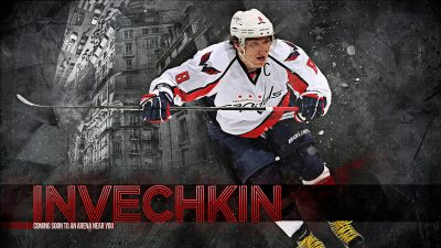 Alexander Ovechkin Background